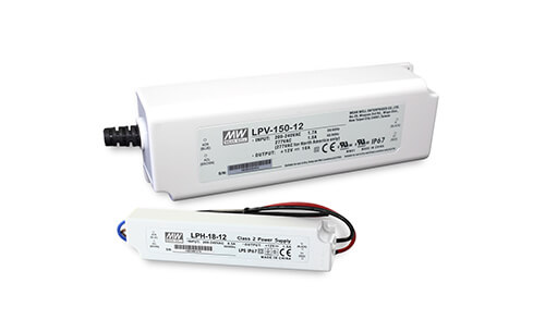 Power Supplies by Mean Well – LPV/LPH series