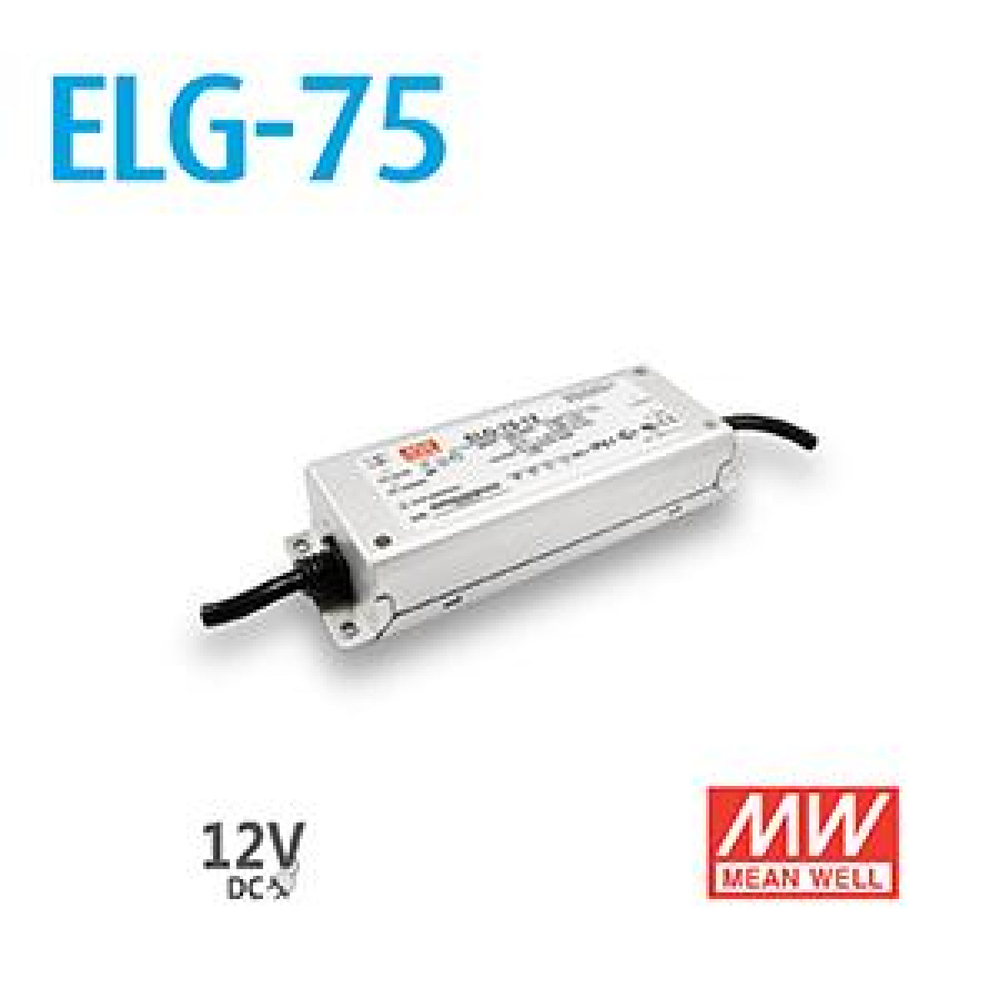 Mean Well Power Supply ELG-75