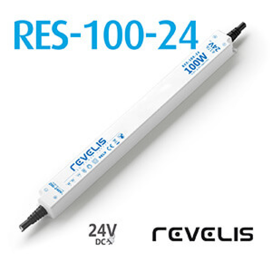 Super Slim Power Supply Revelis RES-100-24