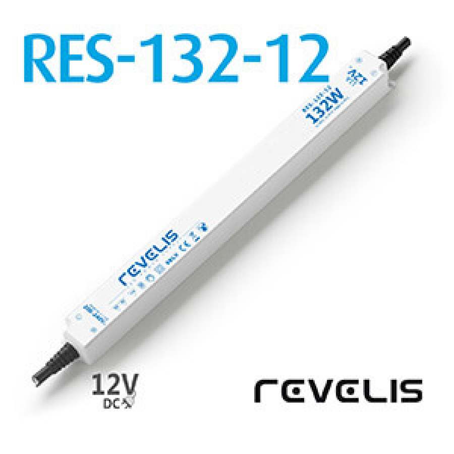 Super Slim Power Supply Revelis RES-132-12